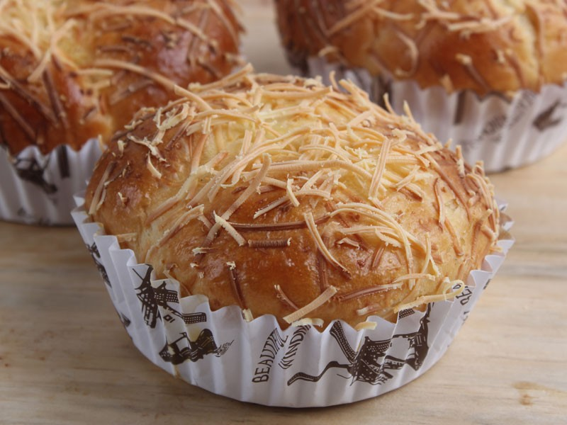 Banana Cheese Bun - Igor's Pastry & Cafe | The Best Fine Pastry in Surabaya products