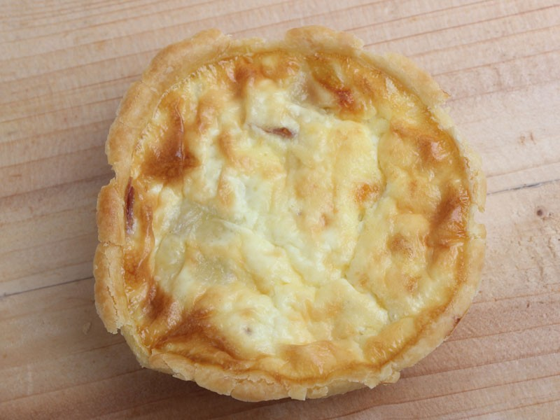 Quiche Lorraine - Igor's Pastry products