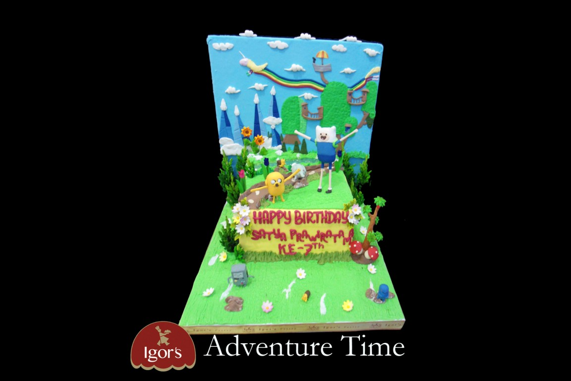 Adventure Time - Igor's Pastry products