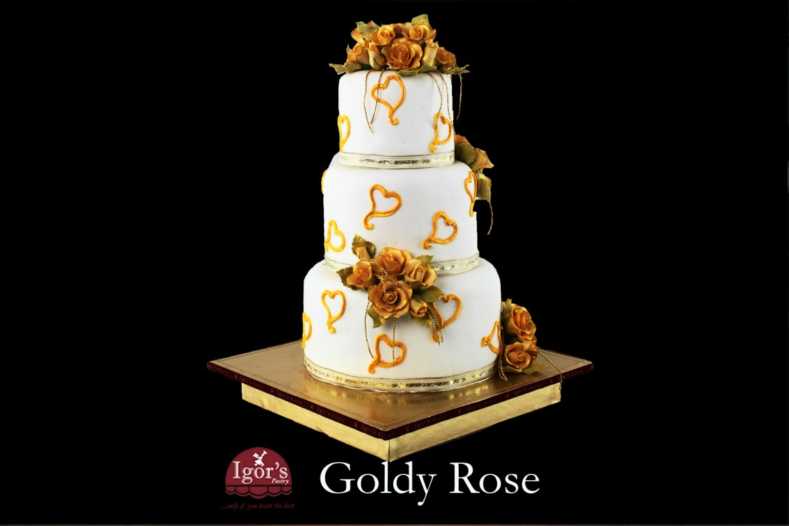 Goldy Rose - Igor's Pastry products