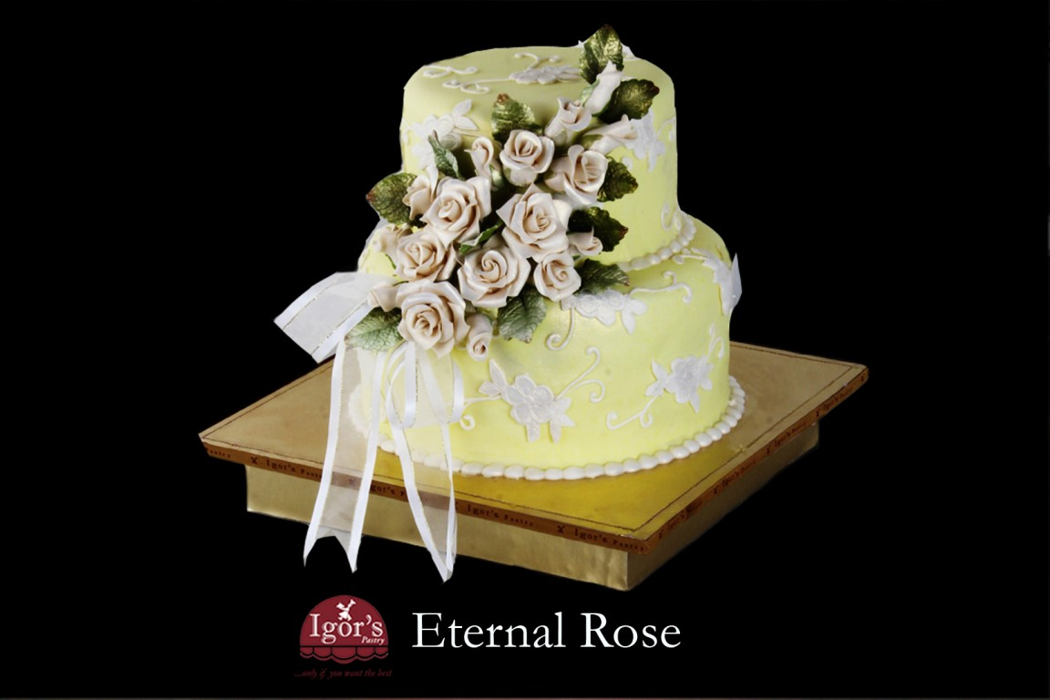 Eternal Rose - Igor's Pastry products