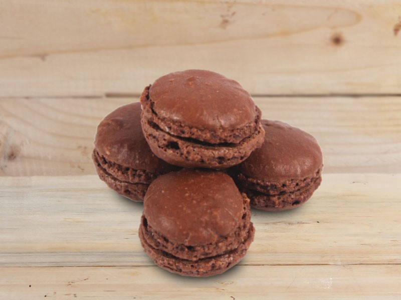 Chocolate Macaroon - Igor's Pastry products