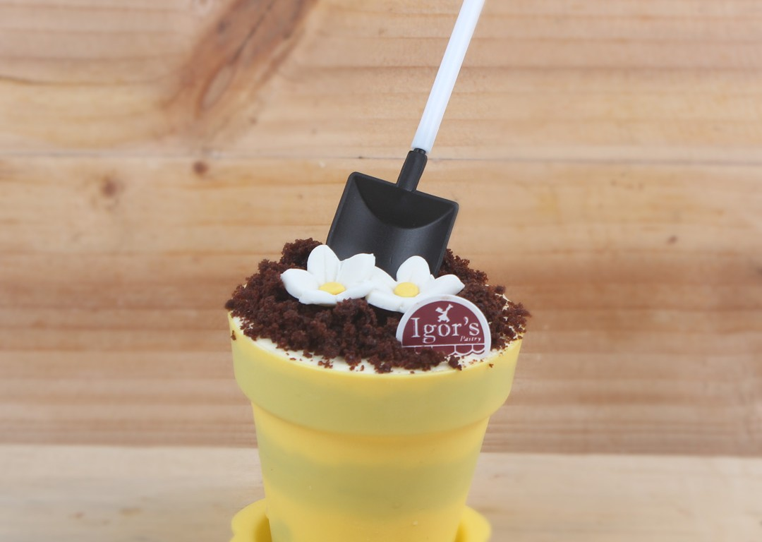 Cake Pot Red Velvet - Igor's Pastry products