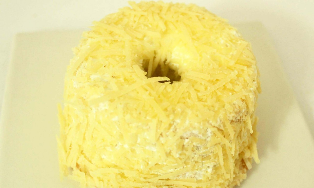 Double Cheese Chiffon - Igor's Pastry products