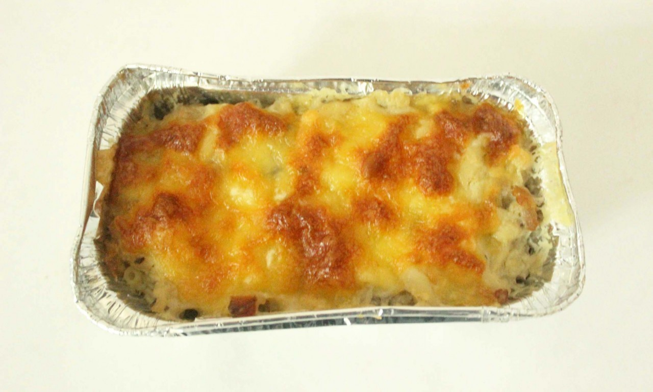 Baked Chicken Macaroni Mini - Igor's Pastry products