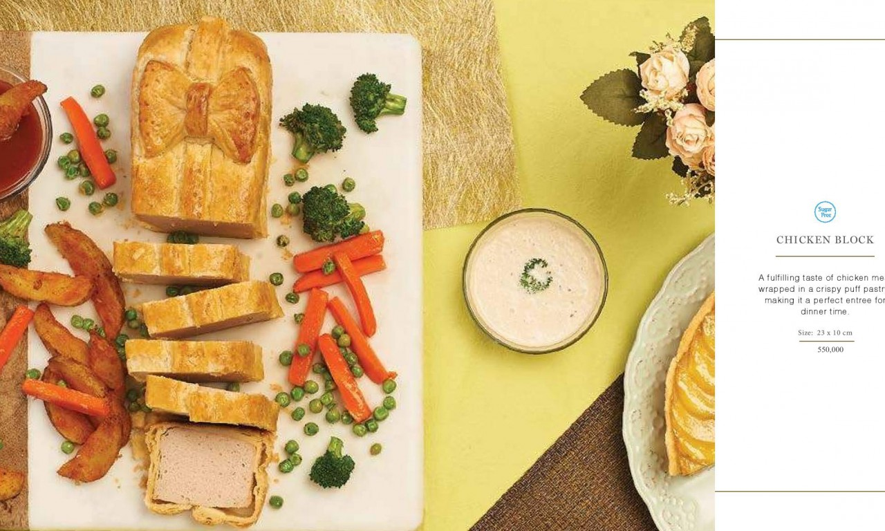 Chicken Pie - Igor's Pastry products