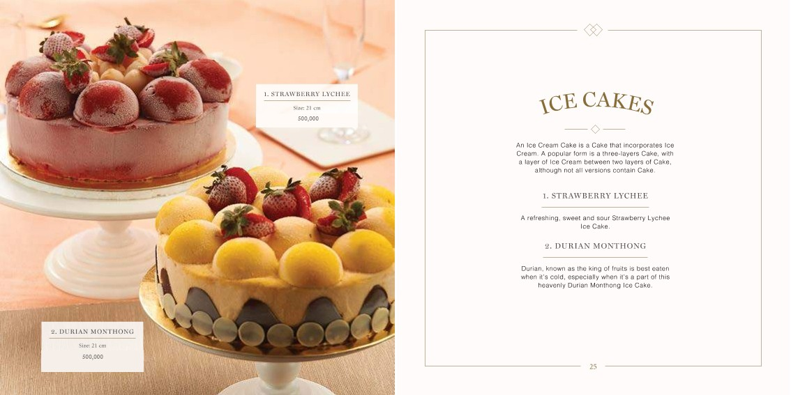 ICE CAKE  - Igor's Pastry products