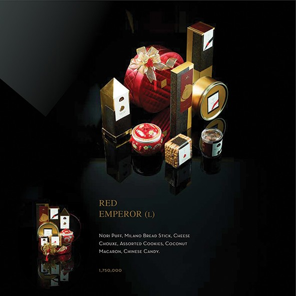 Red Emperor (L) - Igor's Pastry products