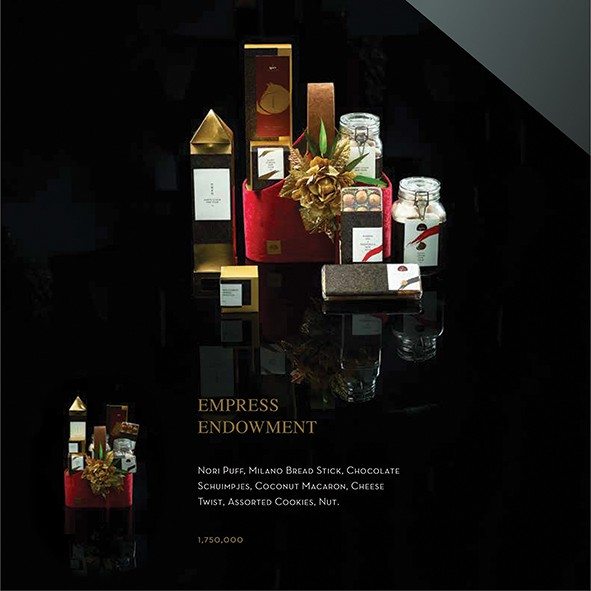 Empress Endowment - Igor's Pastry products