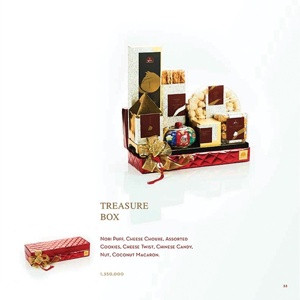Treasure Box - Igor's Pastry products