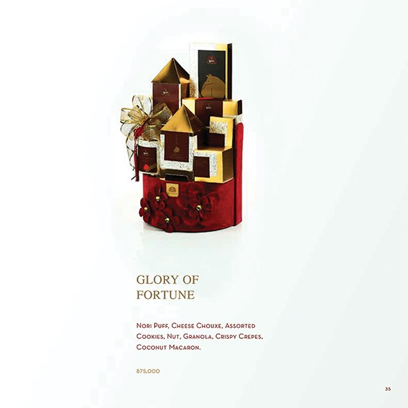 Glory of Fortune - Igor's Pastry products