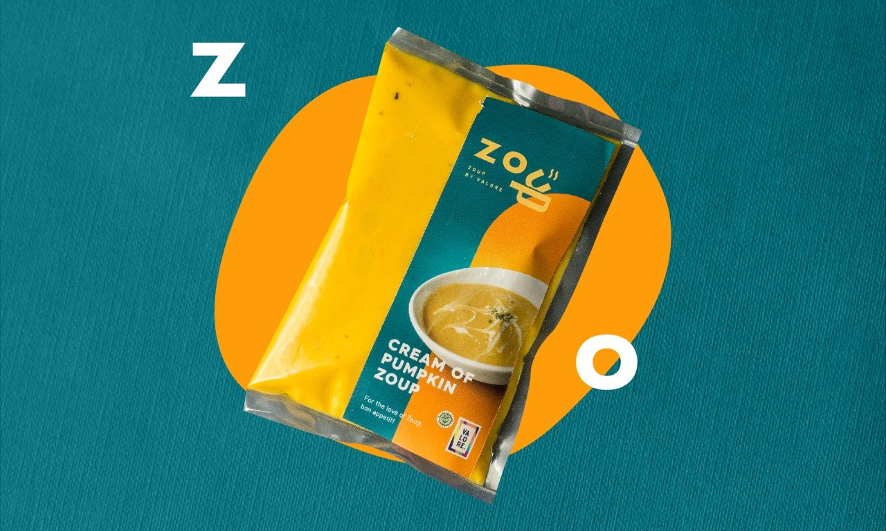 Cream Of Pumpkin Zoup - Igor's Pastry & Cafe | The Best Fine Pastry in Surabaya products